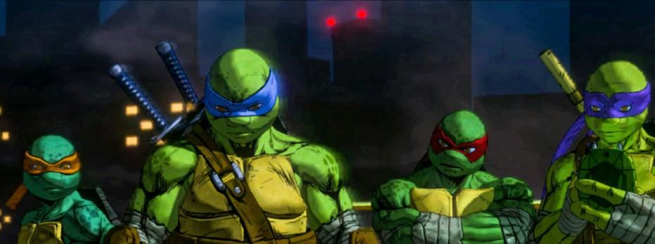 Así lucha Leonardo en TMNT: Mutants in Manhattan