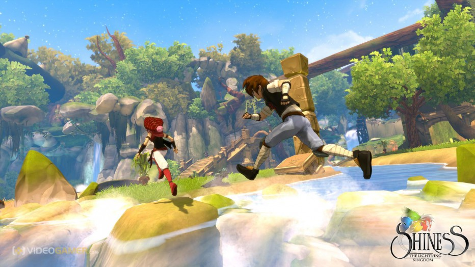 ¡Gameplay de Shiness: The Lightning Kingdom!