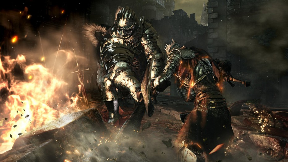 ¡Video filtrado de Dark Souls 3!
