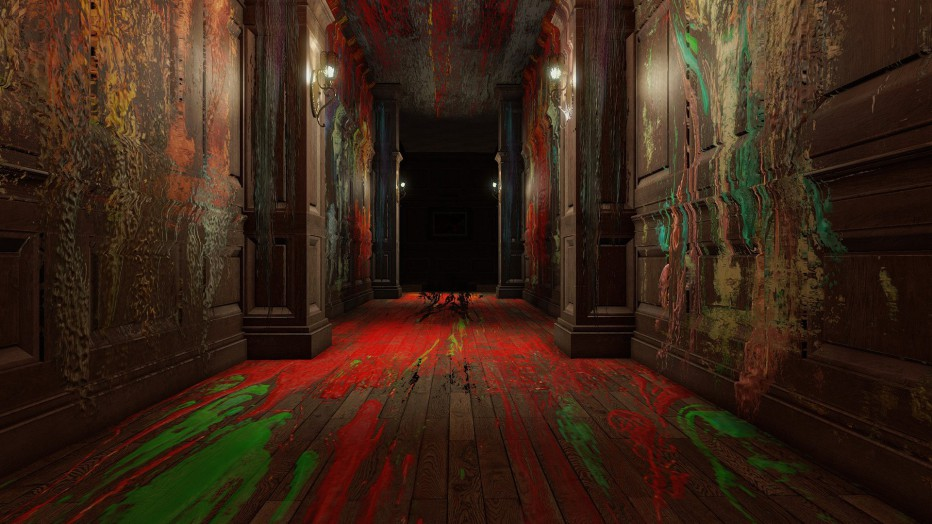 30 minutos de Layers of Fear en Play 4