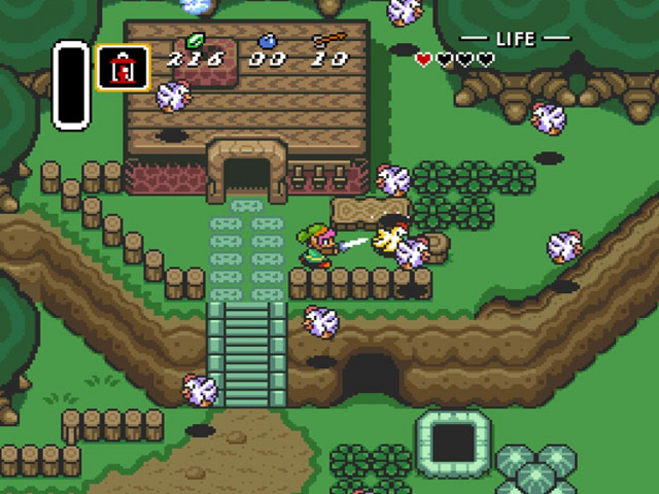 La evolución de The Legend of Zelda