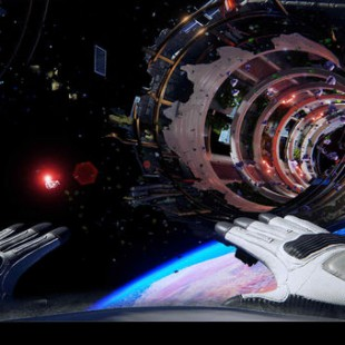 Sentite en el espacio con ADR1FT