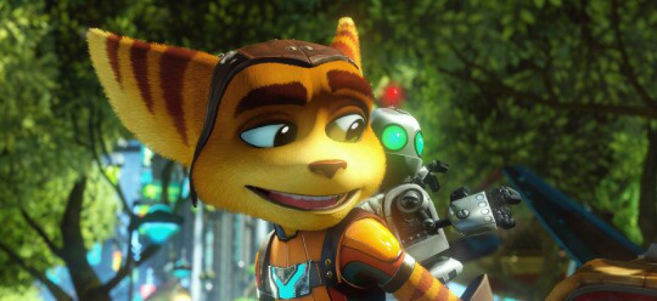 ¡5 minutos de Ratchet & Clank!