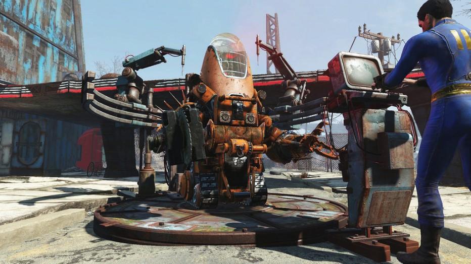 Conoce Automatron el nuevo DLC de Fallout 4