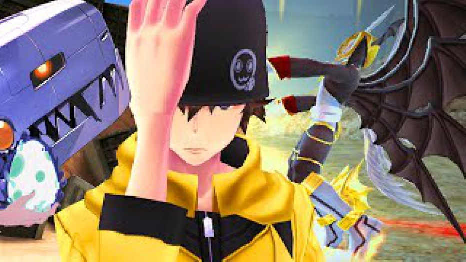 ¡Gameplay de DIGIMON WORLD: NEXT ORDER!
