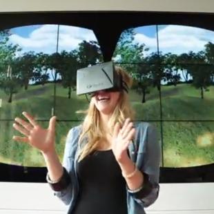 Oculus Rift presenta su lineup de juegos