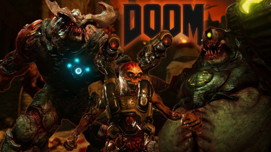 ¡#Doom 4 y un video de su multiplayer!