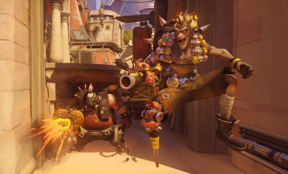 ¡Gameplay extendido de Overwatch!