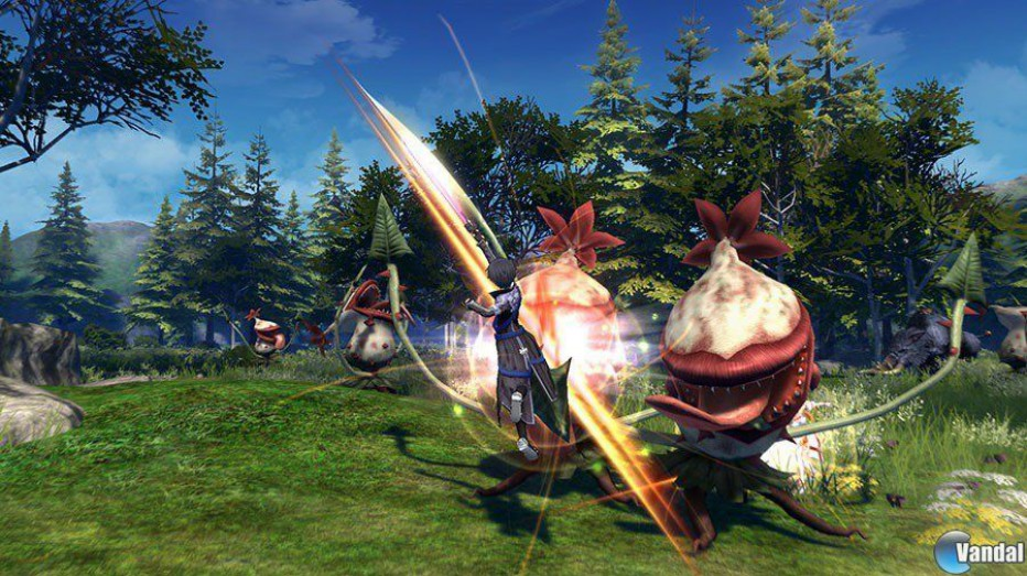 Gameplay de Sword Art Online: Hollow Realization