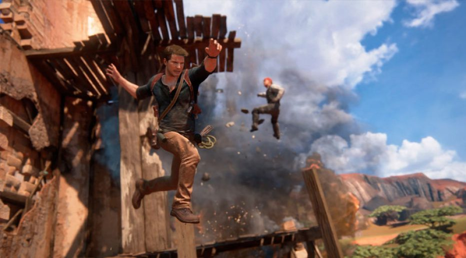UNCHARTED 4 y su nivel de detalle