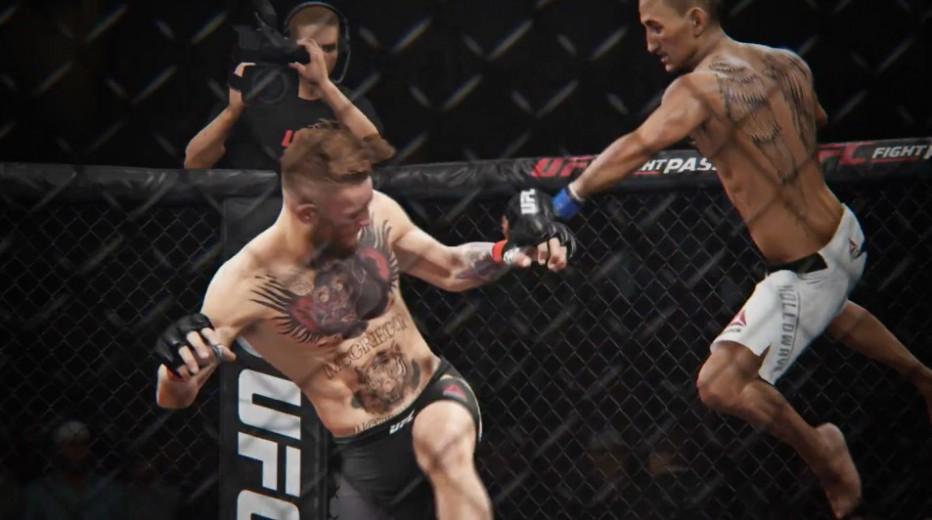 UFC2 | Evento de presentación – Argentina