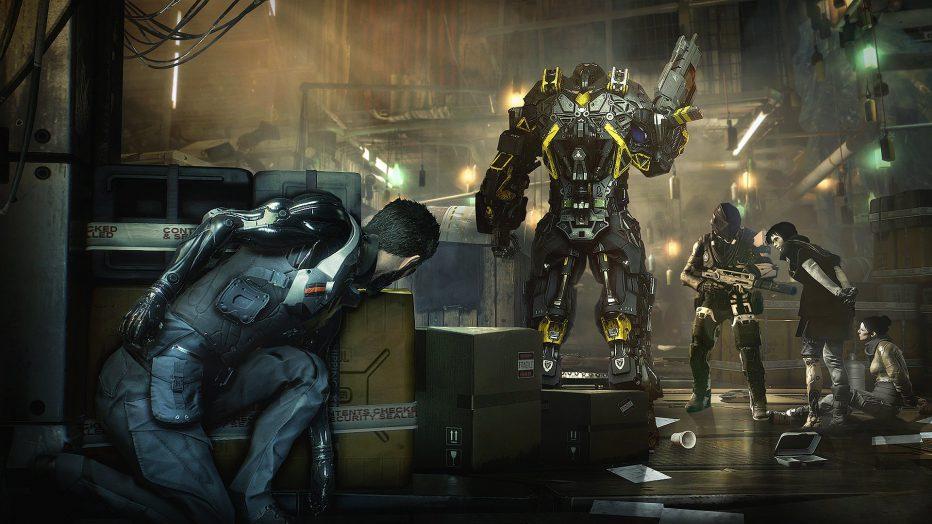 ¡Imperdible video de Deus Ex: Mankind Divided!