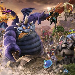 Mirá el gameplay de Dragon Quest Heroes II