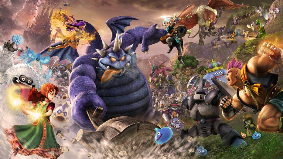 Mirá el gameplay de Dragon Quest Heroes II