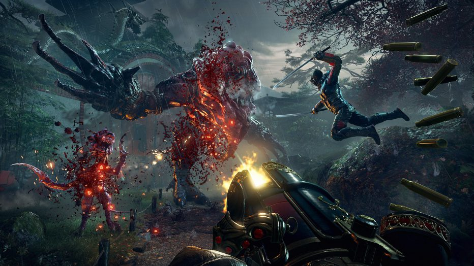 ¿Shadow Warrior 2 tan brutal como Doom? #PlayingNow