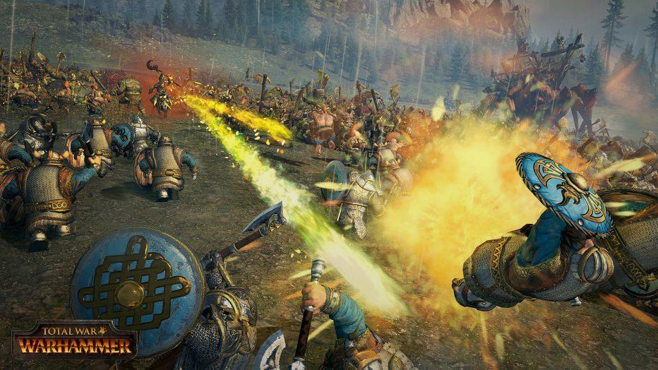 Contacto con Total War: Warhammer