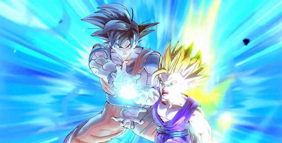 Presentan Dragon Ball Xenoverse 2
