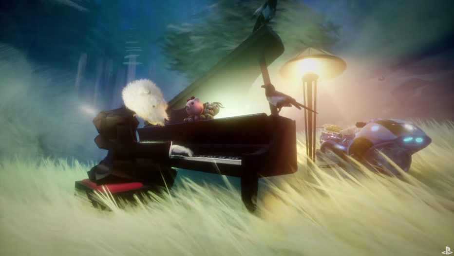 ¡Gameplay de Dreams! #PS4