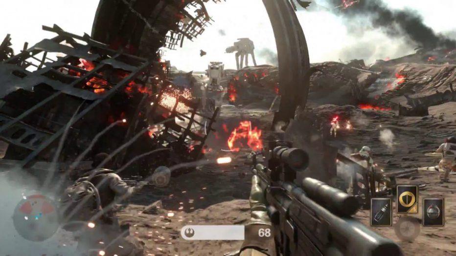 Novedades en Battlefront por el día de Star Wars