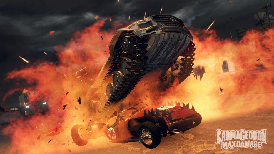 Carmageddon: Max Damage llegará en Julio