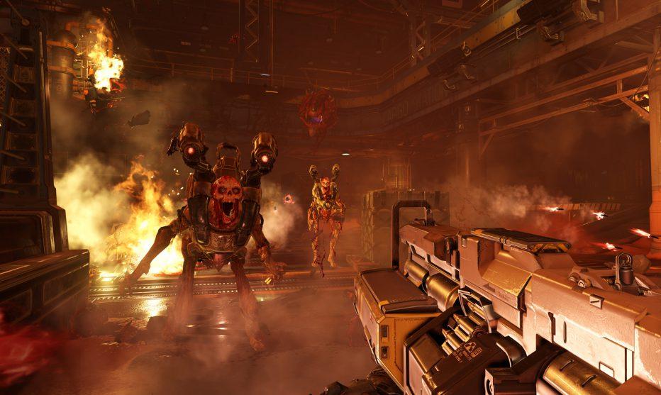 Las armas del nuevo Doom