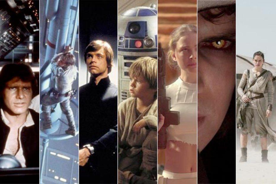 ¡Feliz Día de Star Wars!