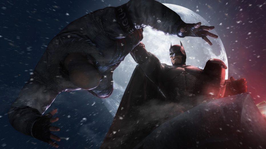 Ya es Oficial Batman Return to Arkham