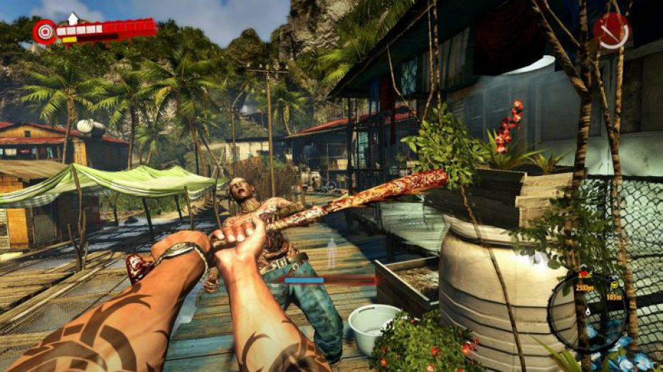 Hacé contacto con Dead Island Definitive Collection