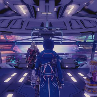 Gameplay de Star Ocean: Integrity & Faithlessness