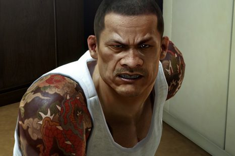 Yakuza Zero: The Oath's Place en movimiento