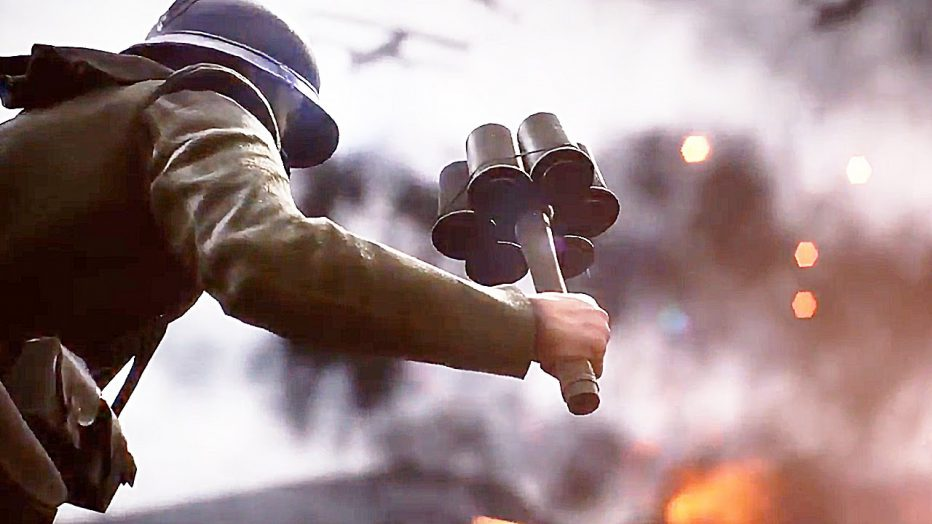 ¡Espectacular gameplay de Battlefield 1!