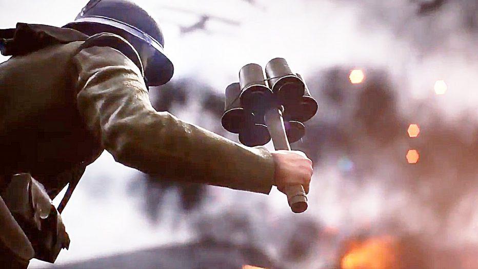 45 minutos de Battlefield 1 multiplayer