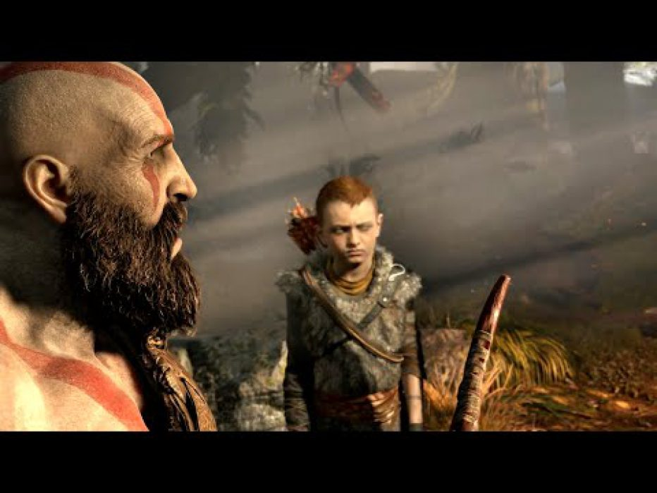 ¡10 minutos del nuevo God of War para PS4!