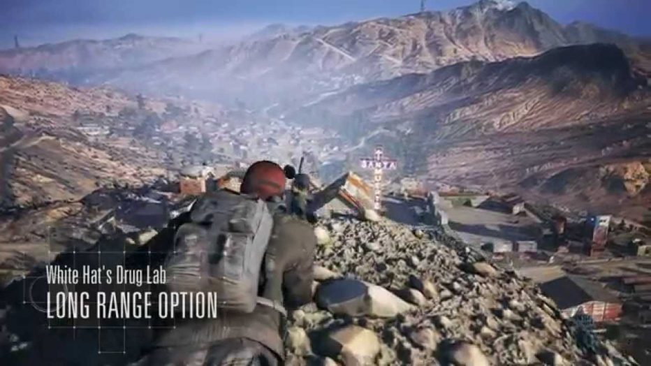 GHOST RECON WILDLANDS: Impresiones rápidas
