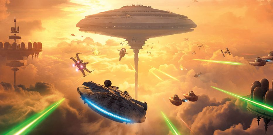 #E3 Star Wars Battlefront recibe Bespin