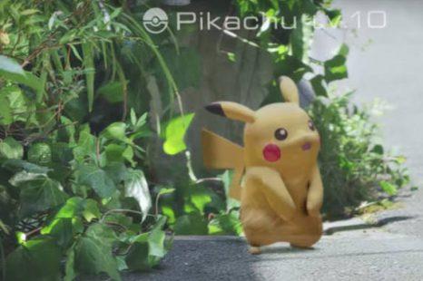 Como conseguir a Pikachu en Pokemon GO