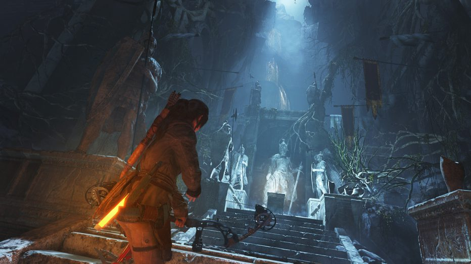 ¡Así es el cooperativo de Rise of the Tomb Raider! #Video