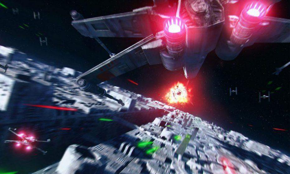 Star Wars Battlefront te acerca a la estrella de la muerte