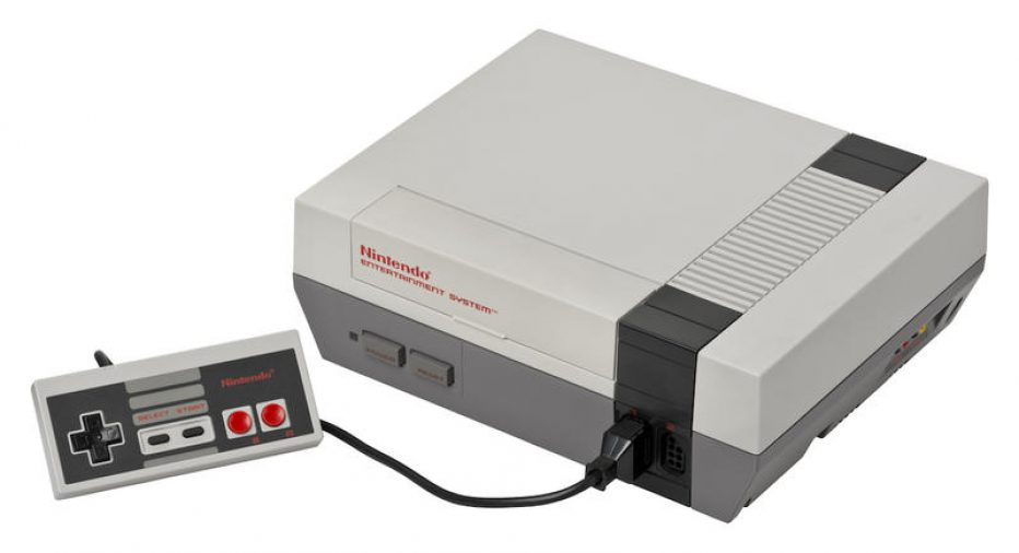 Así es #Nintendo Classic Mini. #Video