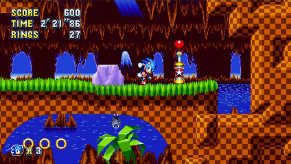 ¡#Sega presenta Sonic Mania!