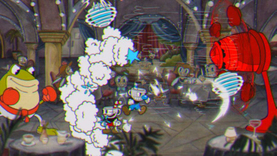 #PlayingNow 11 minutos de Cuphead (Demo #ComicCon)