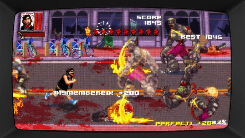 Primeros minutos de Dead Island Retro Revenge