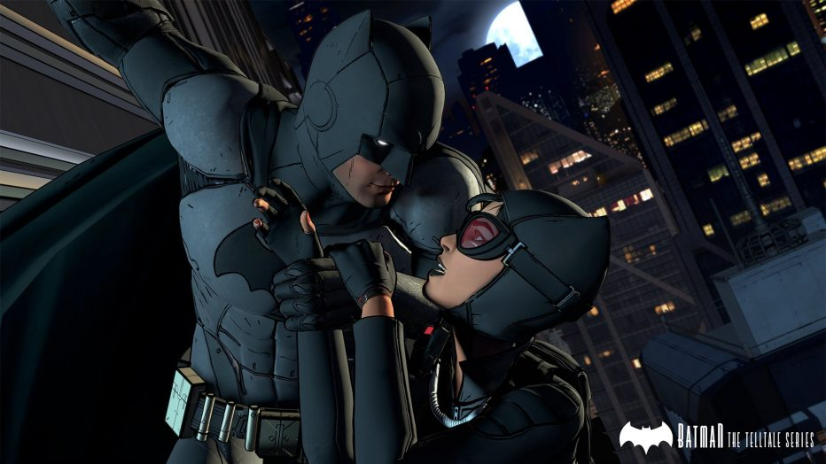 Primeros 20 minutos de Batman: The Telltale Series