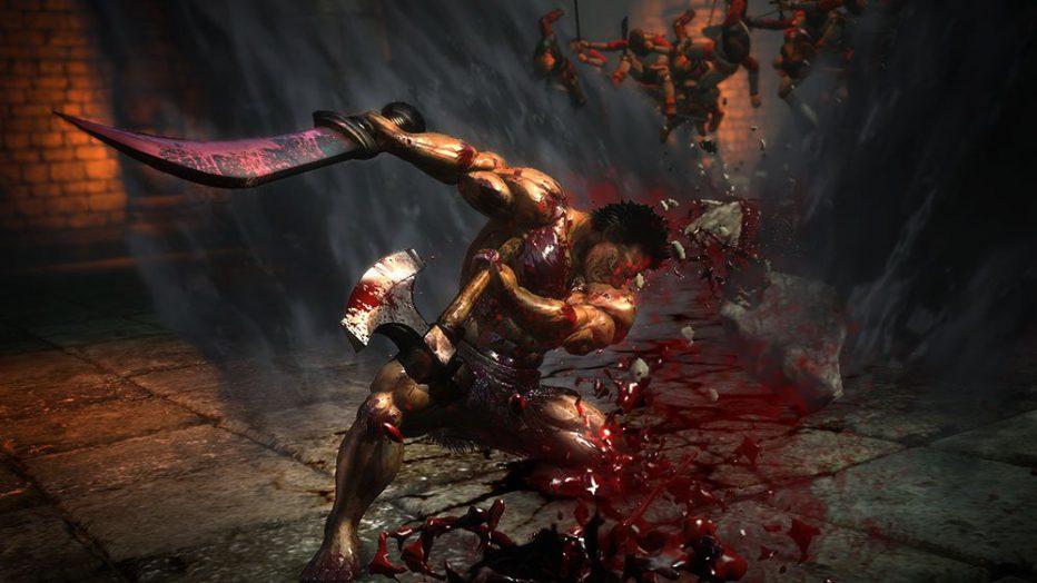 BERSERK a pura acción en PSVITA Y PS4