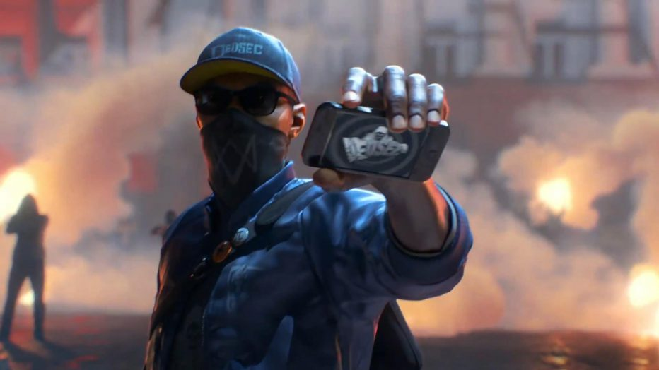 Hackeando en Watch Dogs 2