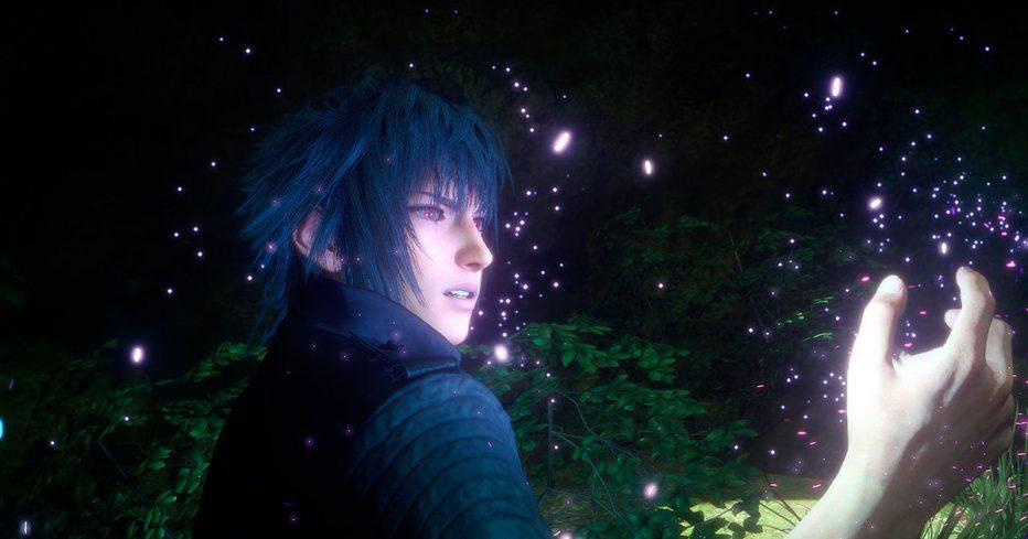 12 nuevos minutos de Final Fantasy XV