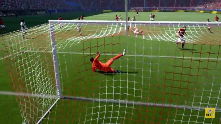 FIFA 17 Gameplay del Borussia Dortmund vs Bayern M.