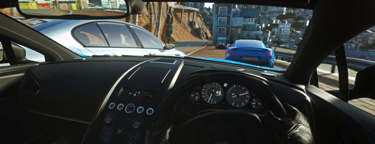 ¡Gameplay de Driveclub VR!