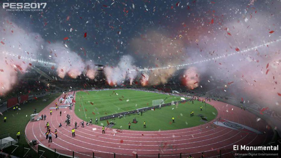 #PES2017 ¿Listo para jugar en el Monumental y la Bombonera?