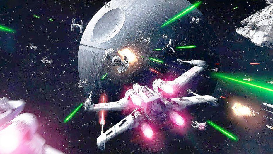 Así se juega Death Star para Star Wars: Battlefront